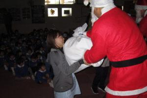 12月誕生会とクリスマス会